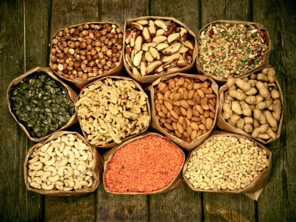 Superfoods-noten